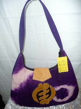 Purple Indigo Lady's Bag