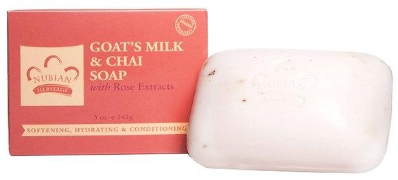 Goat's Milk & Chai Soap