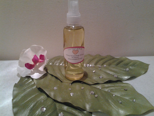 Honey Almond Body Oil