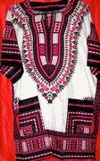 African Print Dashiki