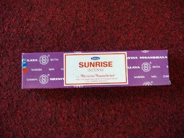 Sunrise Incense
