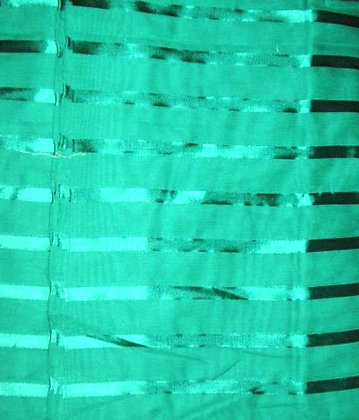 Green Asian Fabric
