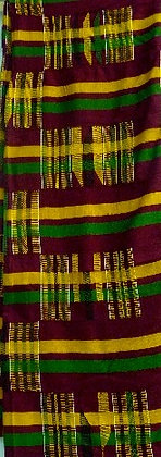 Handmade Multi-Color Fabric