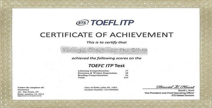 toefl-certificate