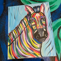 Zebra Colour