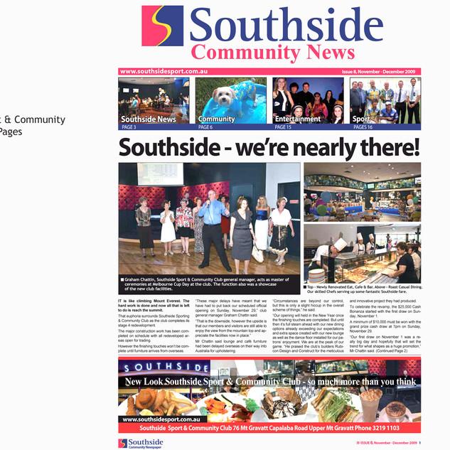 Club Community Newspaper