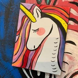 Unicorn Colour