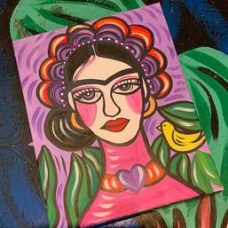 Frieda Colour frenzy