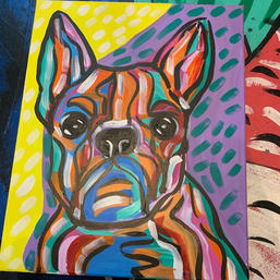 Funky Frenchie