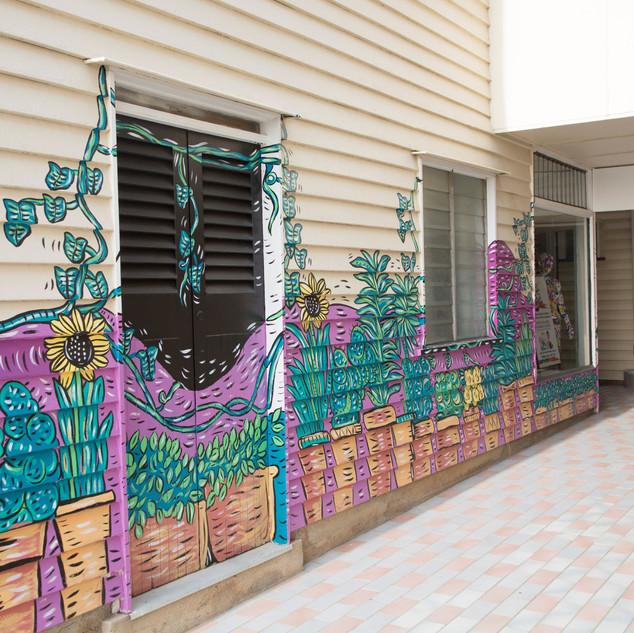 Mural Studio Design