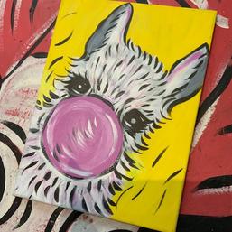 Llama Bubble Gum