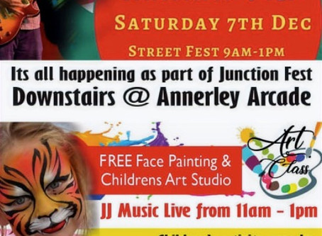 Get Festive @ Annerley Junction Fest!