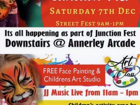 Get Festive @ Annerley Junction Fest!