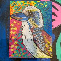 Laugh Kookaburra
