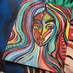 Picasso colours
