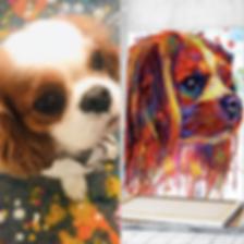 paint your pet brisbane art class
