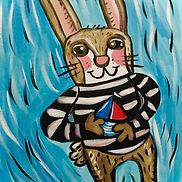 Easter Bunny Art Class Brisbane