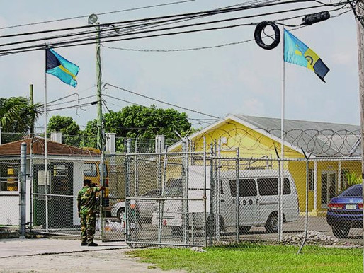 8 Haitian detainees to be charged