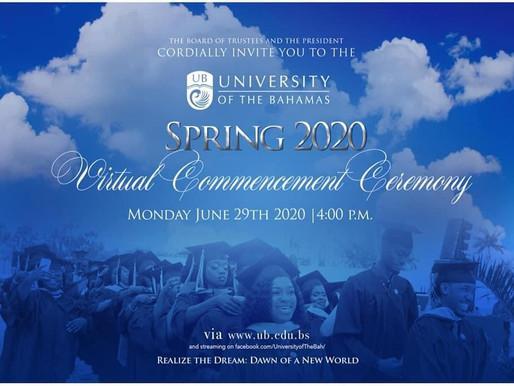 Finally, A Virtual UB Graduation!