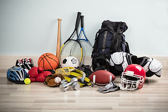 Sport-Equipments-On-Floor-917899790_1258