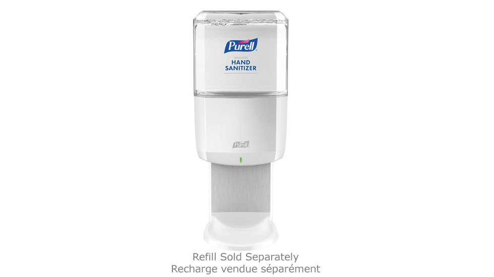 PURELL ES6 HAND SANITIZER TOUCH-FREE 1200ML WALL DISPENSER