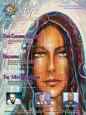 Awakening the Astral Body   Sage Magazine Nov 2013