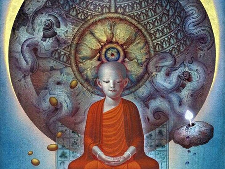 How Simply Sensing Within ...can release your astral giant