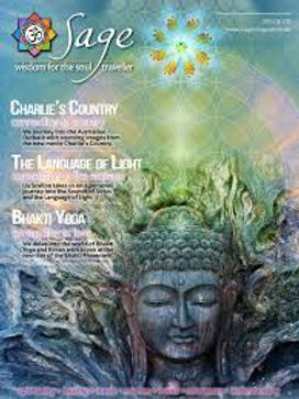 Music of the Spheres: The Dance of Astral Travel   Sage Magazine July 2014