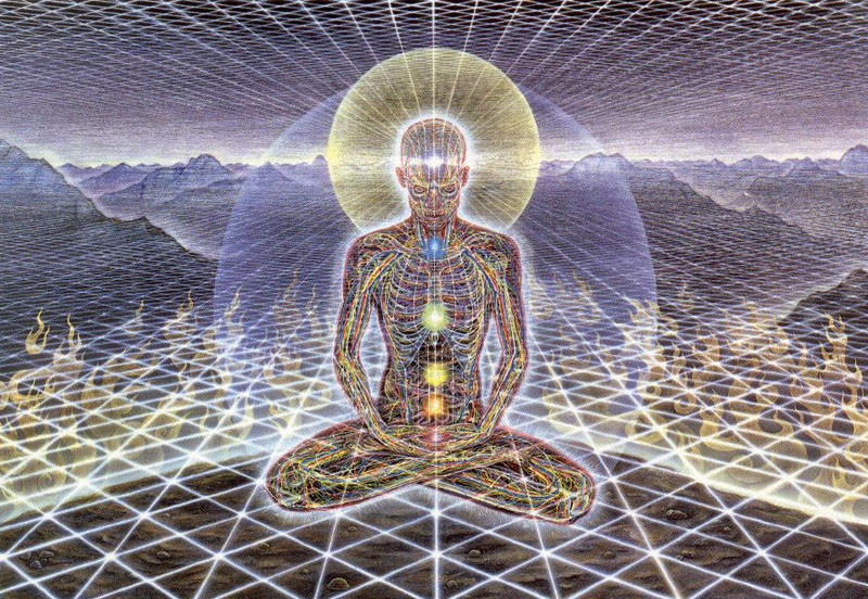 the astral realms