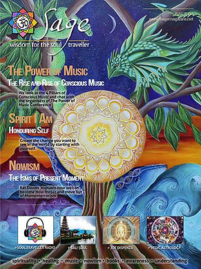 Your Divine Sovereignty   Sage Magazine May 2014
