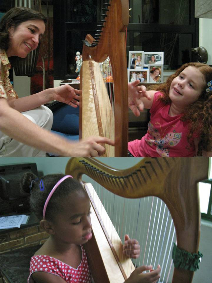 Aula de Harpa Invididual