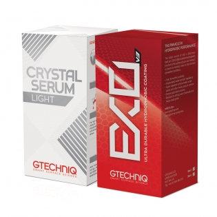 GTECHNIQ- EXO & Crystal Serum Light