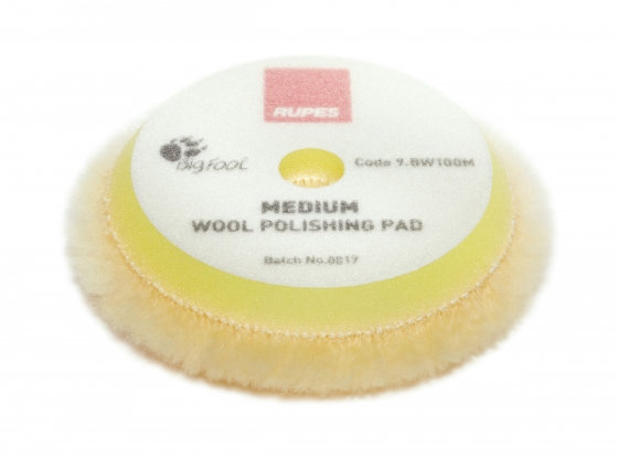 RUPES Fine Wool Pads