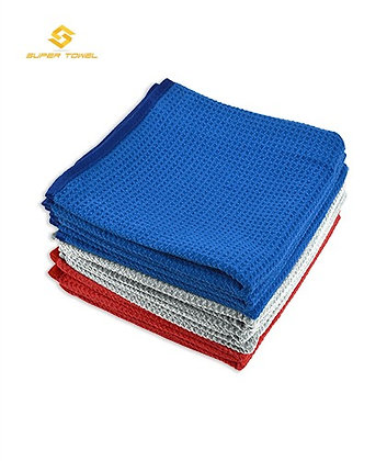 Waffle Weave Towels
