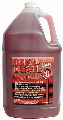 Pro- Red Devil