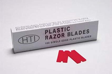 Single Edge Plastic Blades