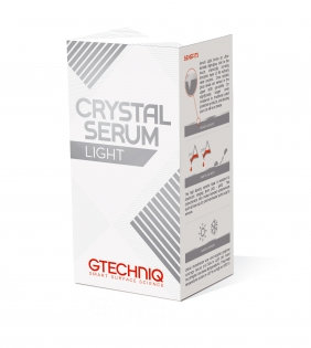 GTECHNIQ- Crystal Serum Light