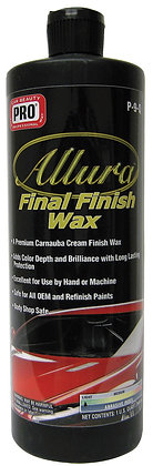 Pro- Allura- Final Finish Wax