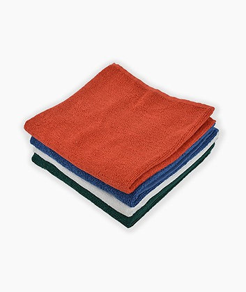 Cotton Terry Car Wash Towels