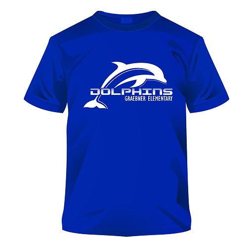 All Grades Blue TShirt