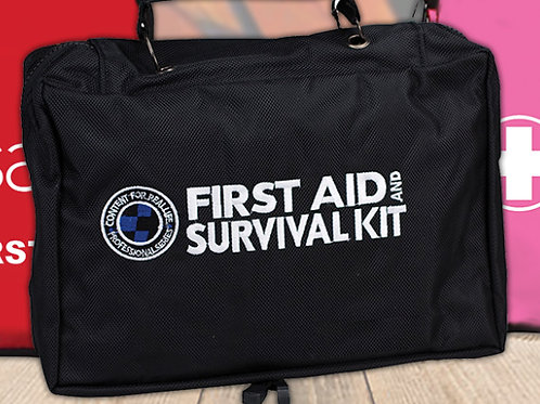 First Aid Ultimate Survival Kit - 0910