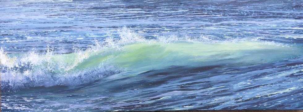 Wave Study VI