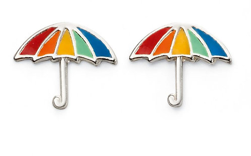 Colourful Umbrella Studs