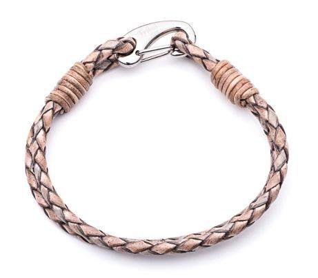 Kids 17cm Leather Bracelet