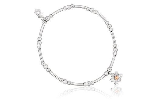 Daffodil Affinity Beaded Bracelet