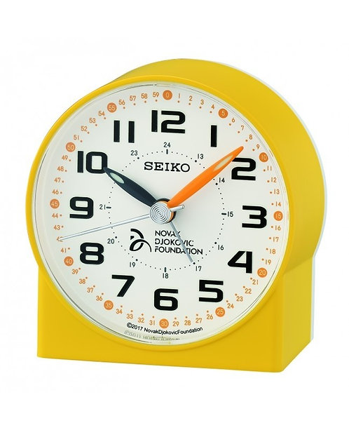Seiko Bedside Alarm Clock QHE907Y