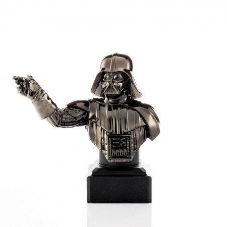 Limited Edition Black Darth Vader Bust