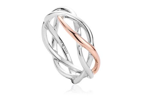 Eternal Love Weave Ring