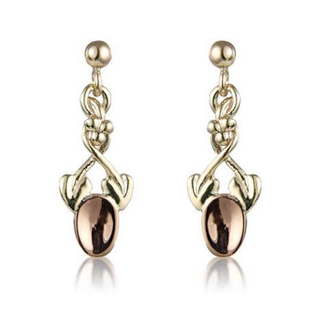 Tree of Life Lovespoon Earrings