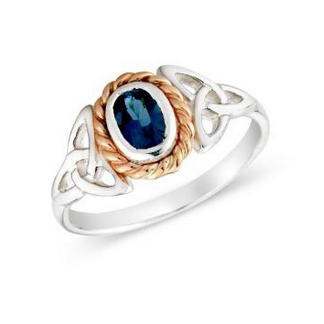 Celtic Stone Ring